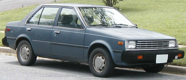 Picture of 1983 Nissan Sentra, gallery_worthy