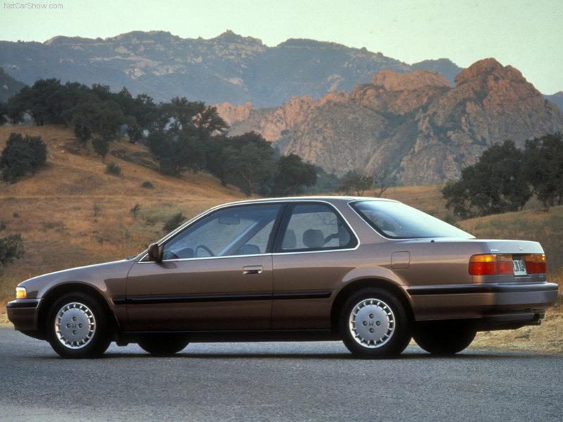 1979 Honda Accord Sedan. 1989 Honda Accord Sedan