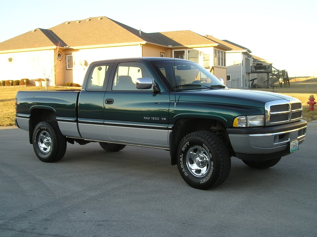1995 dodge ram 1500 - overview