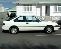 Picture of 1986 Acura Integra, exterior
