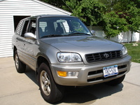 Picture of 2000 Toyota RAV4 L 4WD, exterior