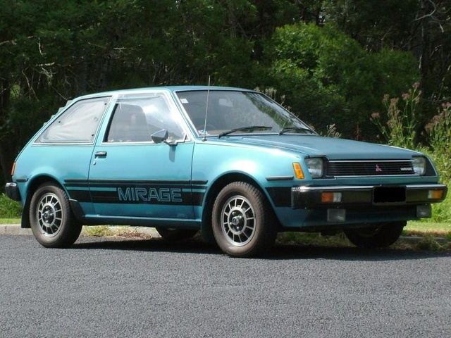 Picture of 1982 Mitsubishi Colt