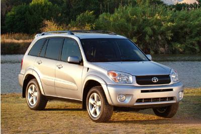 2001 Toyota RAV4 Base 4WD