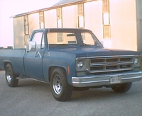 Picture of 1975 GMC Sierra