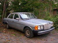 1989 Mercedes-Benz 300-Class picture