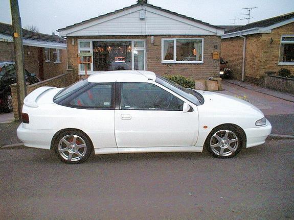 1993 Hyundai Scoupe 2 Dr Turbo Coupe - Pictures - Hyundai Scoupe Turbo ...