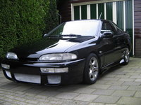 Picture of 1993 Hyundai Scoupe 2 Dr Turbo Coupe
