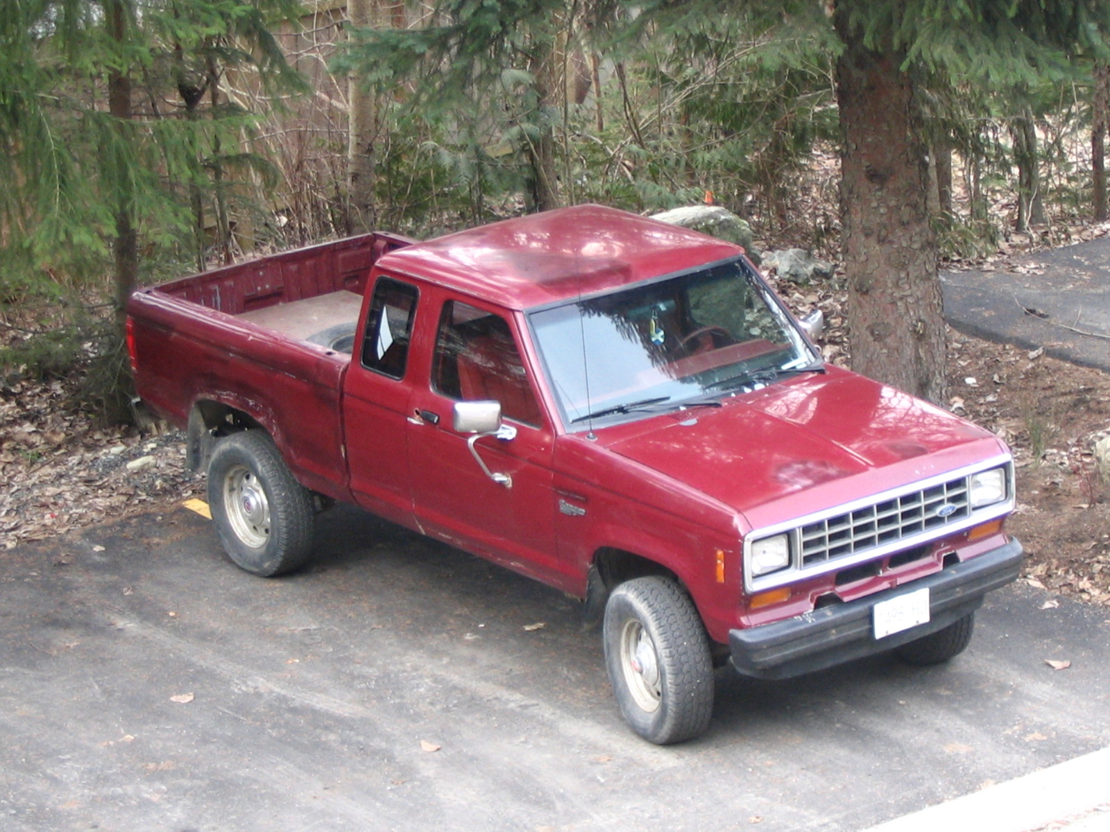 1989 Ford Ranger Pictures Cargurus