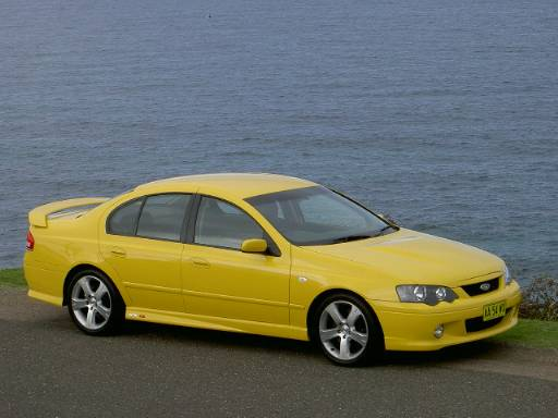 2007 Ford Falcon picture