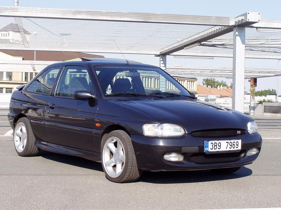1996 Ford Escort Reviews and Owner Comments -