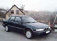 1992 Rover 400 Overview