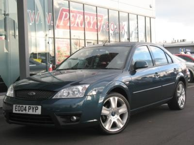 Picture of 2002 Ford Mondeo