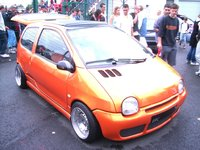 2005 Renault Twingo Overview