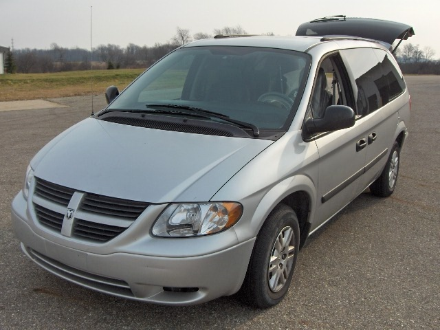 2005 Dodge Grand Caravan Overview Cargurus