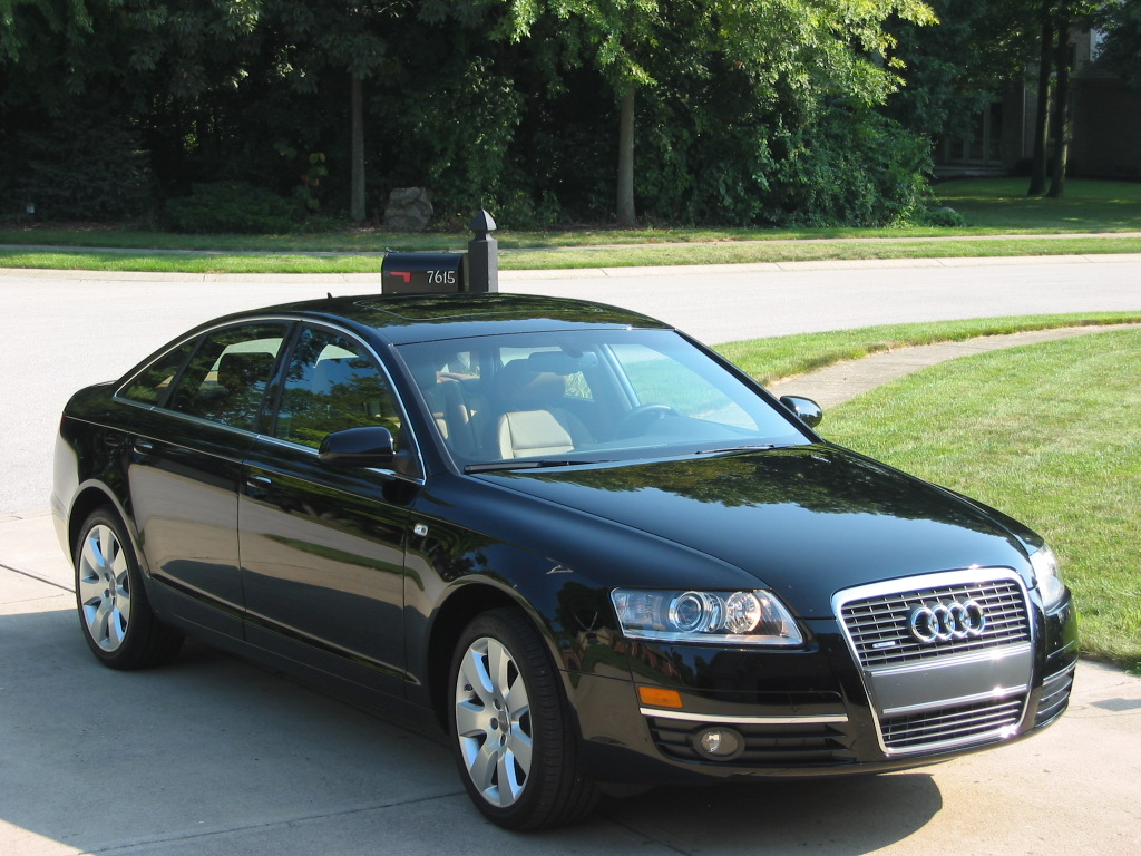 2008 audi a6 overview cargurus. Black Bedroom Furniture Sets. Home Design Ideas