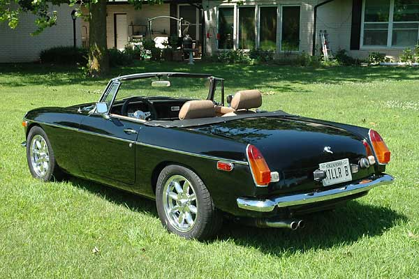 1980 Mg Mgb Roadster Pictures Cargurus