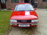 Picture of 1991 Audi 90 quattro AWD, gallery_worthy
