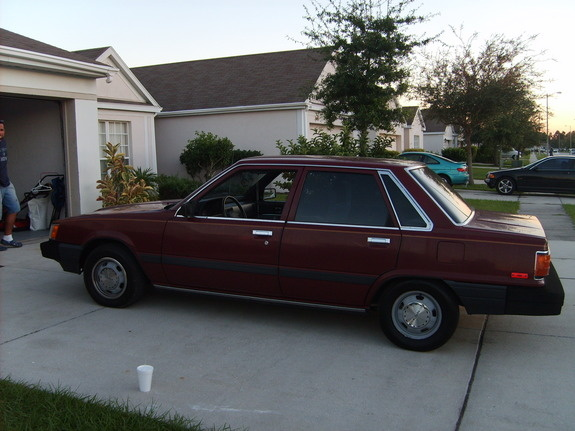 Picture of 1986 Toyota Camry LE, gallery_worthy