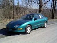 Picture of 1998 Pontiac Sunfire 4 Dr SE Sedan, gallery_worthy