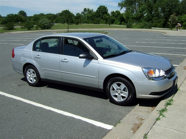 Picture of 2004 Chevrolet Malibu LS, exterior