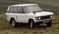 1980 Land Rover Range Rover Overview