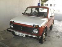 1984 Lada Niva Overview