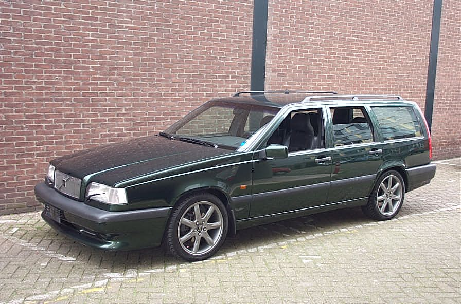 Volvo 850 Wagon For Sale. 1994 Volvo 850 4 Dr GLTS Wagon
