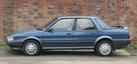 1986 Rover Metro Overview