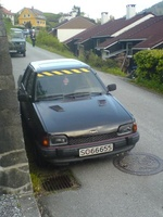 1986 Ford Orion picture