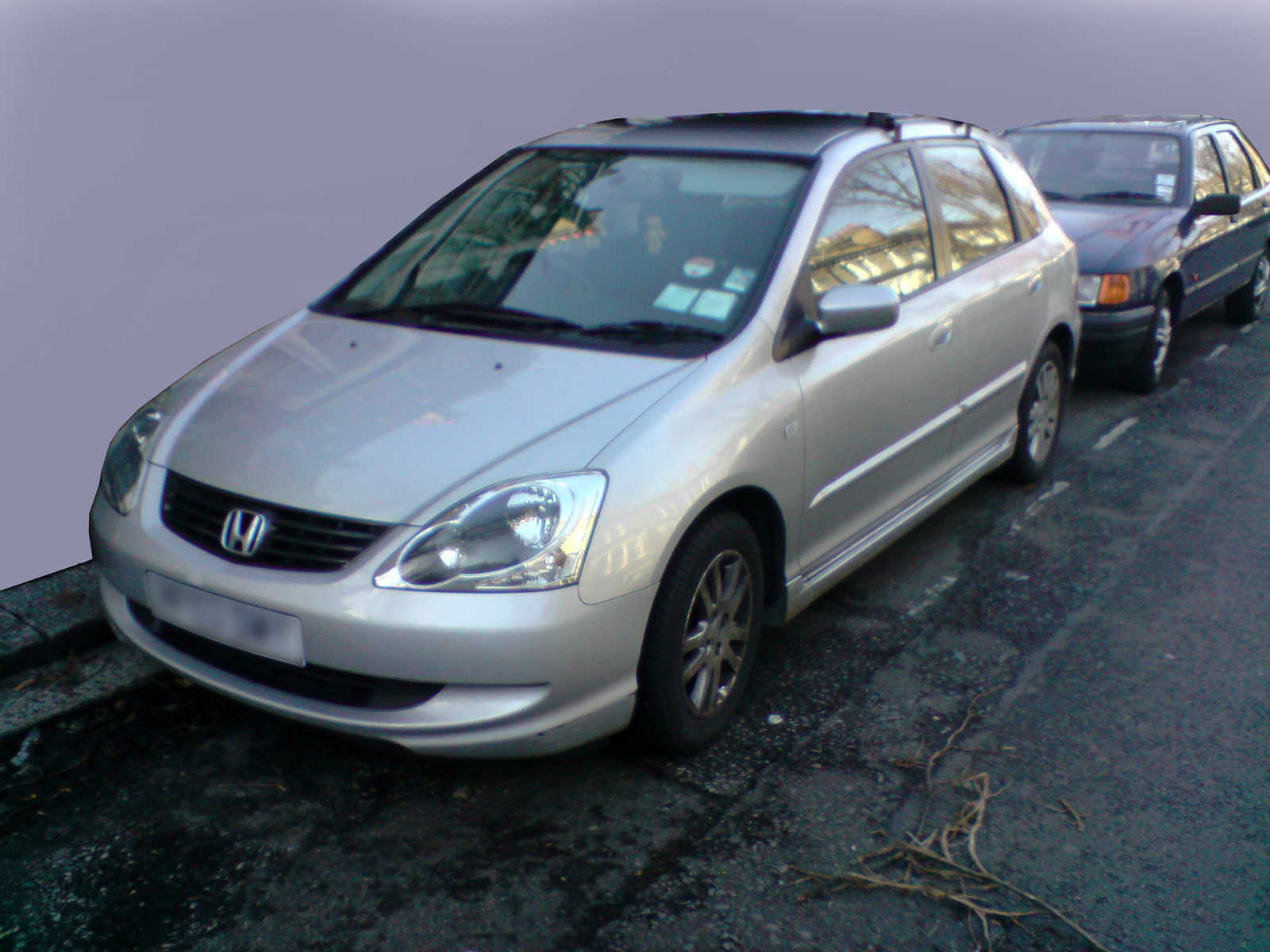 2003 Civic hatchback honda si