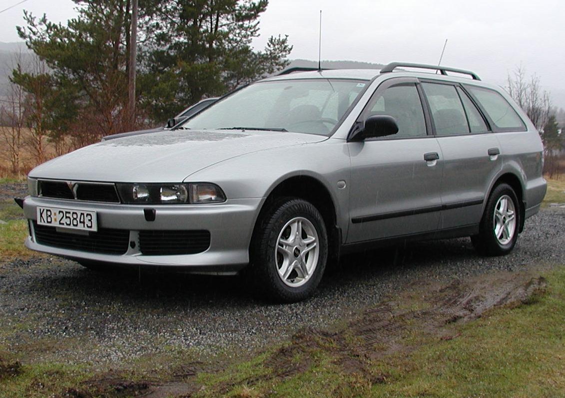 Auto motor und sport testwertungen - 2000 Mitsubishi Galant Ls Picture