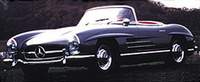 1961 Mercedes-Benz 300SL Overview