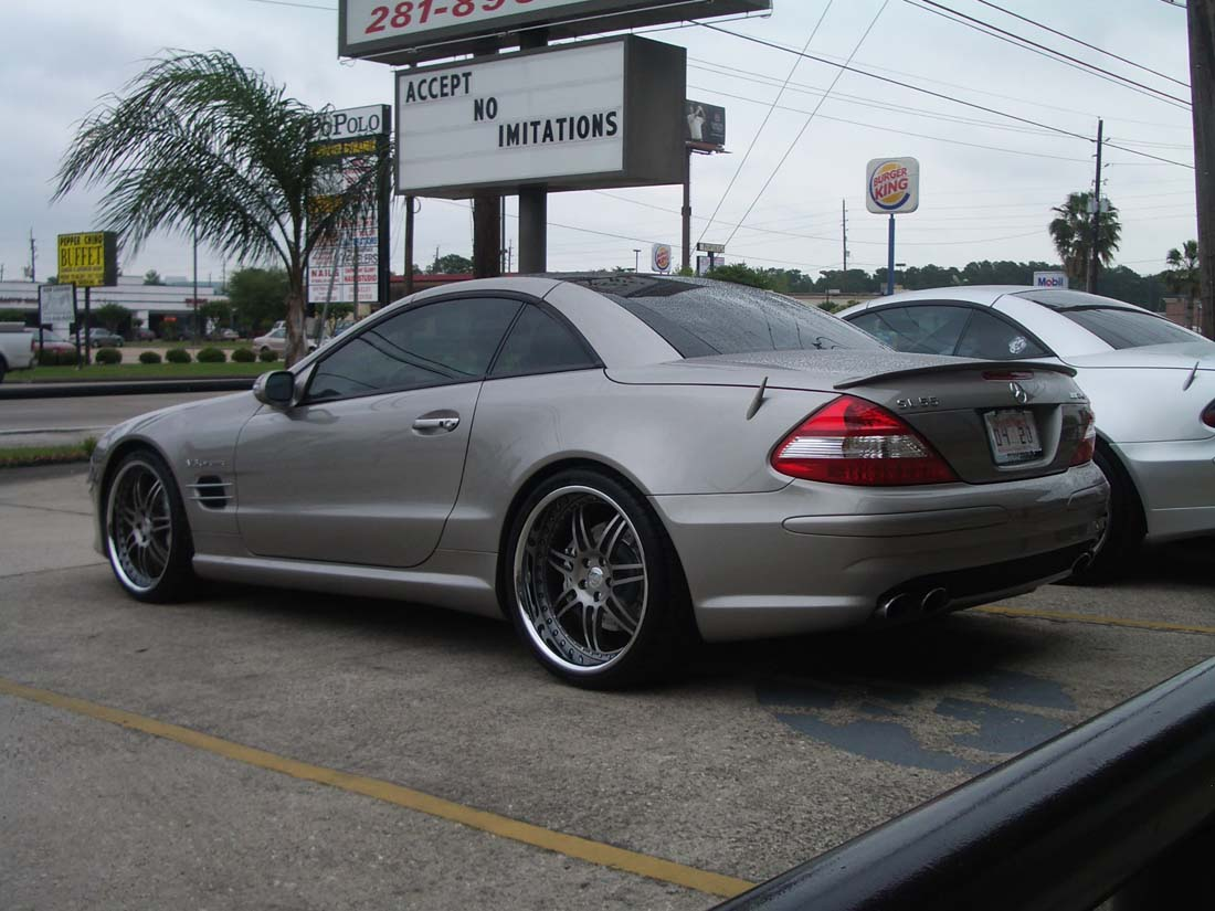 2003 mercedes benz sl class other pictures cargurus for Mercedes benz sl55 amg specs