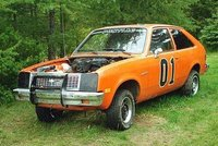 Picture of 1987 Chevrolet Chevette