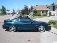 1995 Ford Mustang GT Coupe, 1995 Ford Mustang 2 Dr GT Coupe picture
