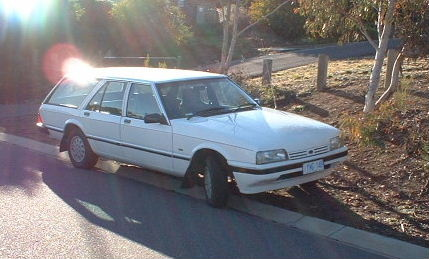 Picture of 1987 Ford Falcon, gallery_worthy