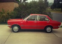 1978 Holden Gemini, When I got the Car