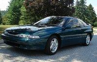 1996 Subaru SVX Overview