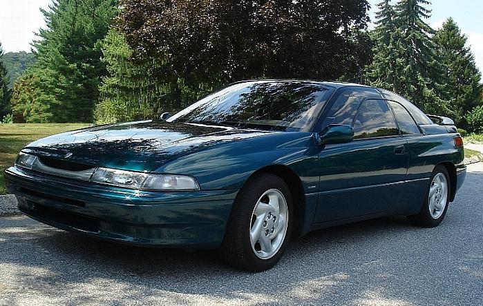 1996 Subaru Svx Exterior Pictures Cargurus
