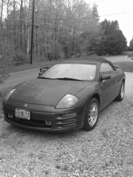 Picture of 2002 Mitsubishi Eclipse Spyder GT Spyder