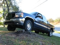 Picture of 1999 GMC Sierra Classic 1500 3 Dr K1500 SLT 4WD Extended Cab SB, exterior, gallery_worthy