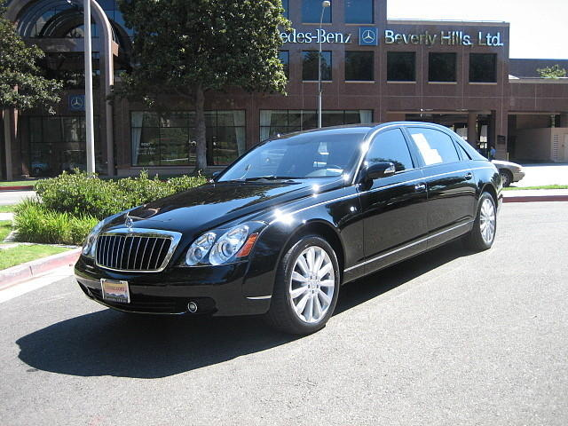 Foto de un 2006 Maybach 62 Base