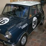 1966 Morris Mini Overview