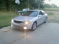 2001 Lincoln LS V8 picture