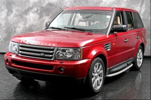 Picture of 2006 Land Rover Range Rover Sport Supercharged