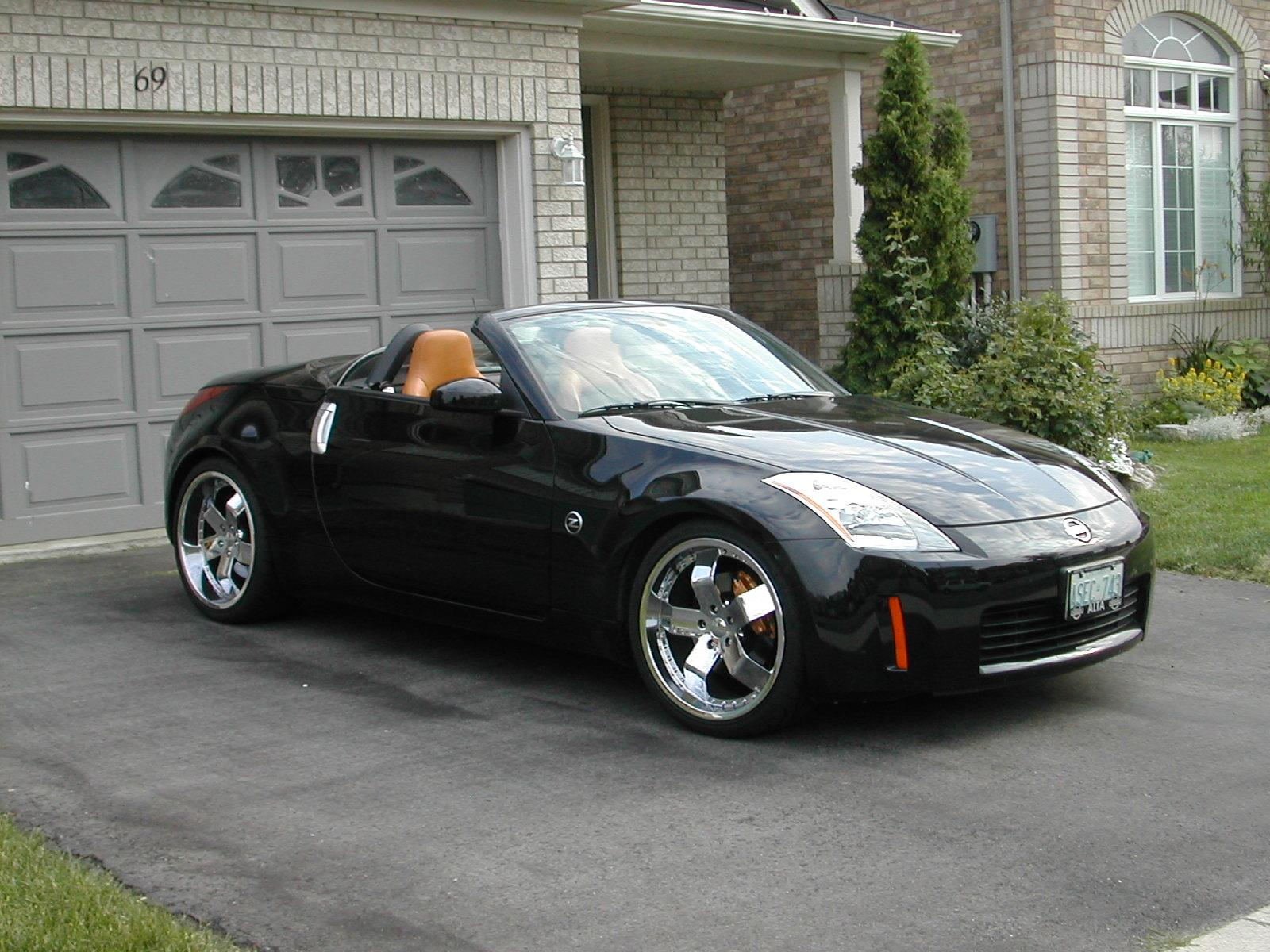 download free 2003 nissan 350z touring edition review. Black Bedroom Furniture Sets. Home Design Ideas