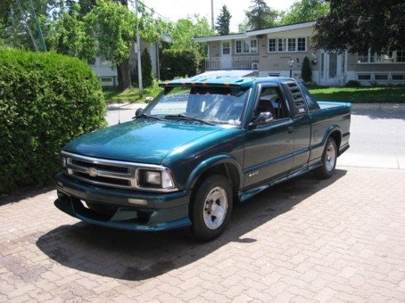 Picture of 1997 Chevrolet S-10 2 Dr LS Extended Cab SB