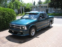 1997 Chevrolet S-10 Overview