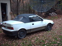 Picture of 1991 Geo Metro 2 Dr LSi Convertible