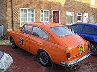 1972 Volkswagen Variant Overview
